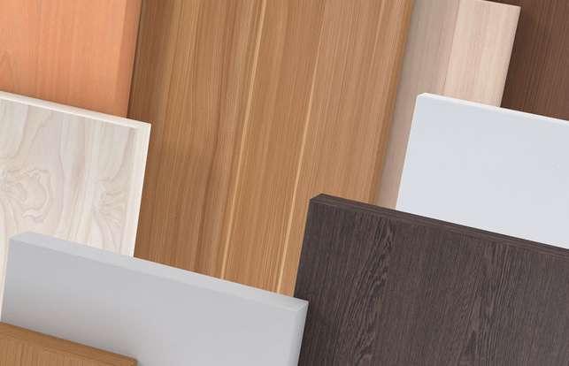 Giá gỗ MFC và MDF