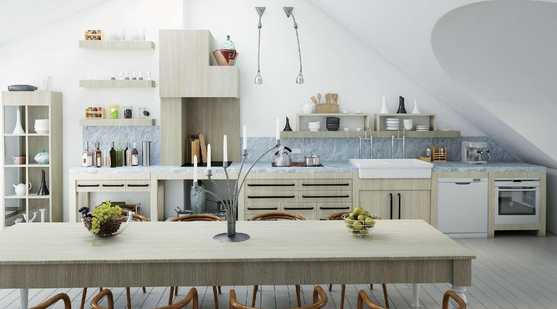 6 xu hướng thiết kế nhà ở lên ngôi 2018