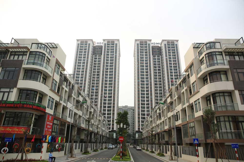 Chung cư Mon City