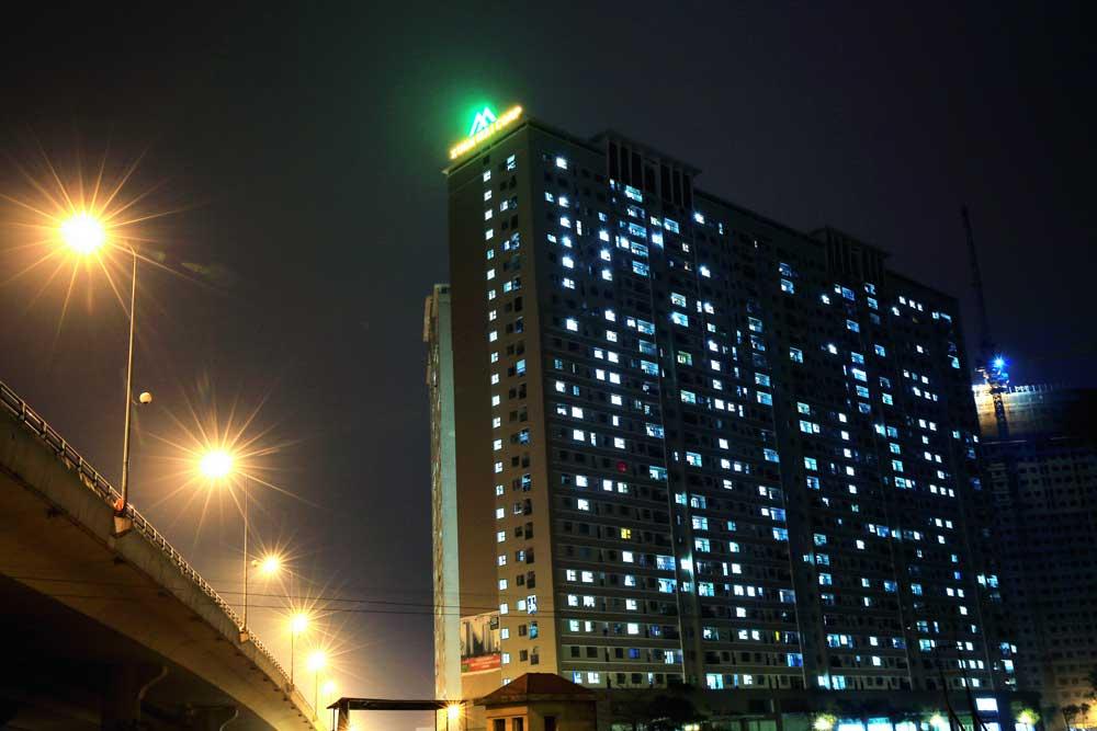 Xuân Mai Sparks city