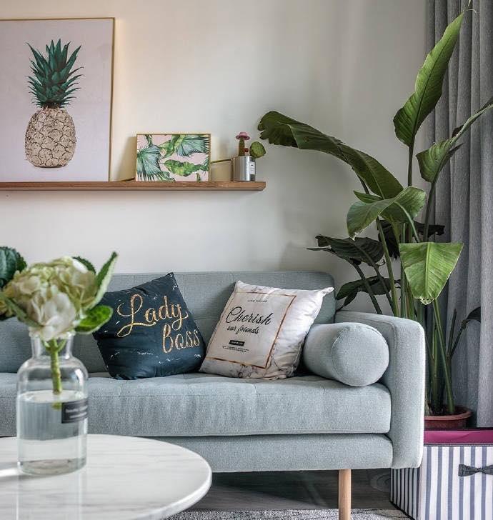 Chọn màu sắc cho không gian nội thất mang phong cách Scandinavian