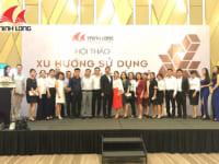 Hội thảo Xu hướng sử dụng vật liệu nội thất gỗ tại Đà Nẵng và miền Trung 2018 – 2020