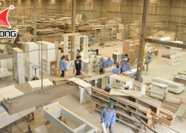 Quy trình sản xuất gỗ ép