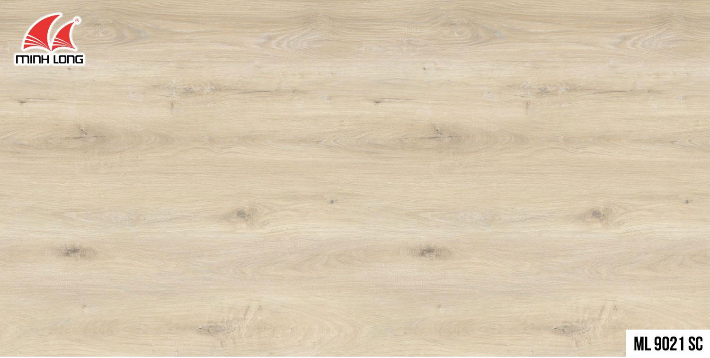 Bề mặt vân gỗ sồi ML 9021 – Gỗ Minh Long