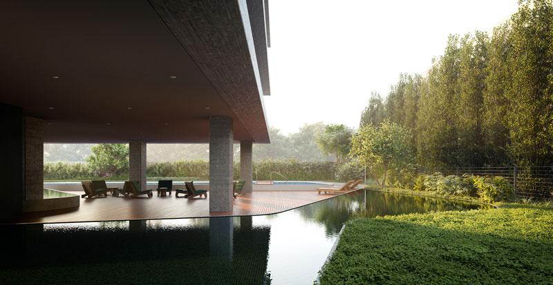 Phong cách kiến trúc xanh