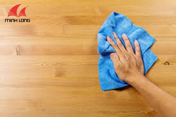 Cách bảo quản khi sử dụng tấm bề mặt laminate