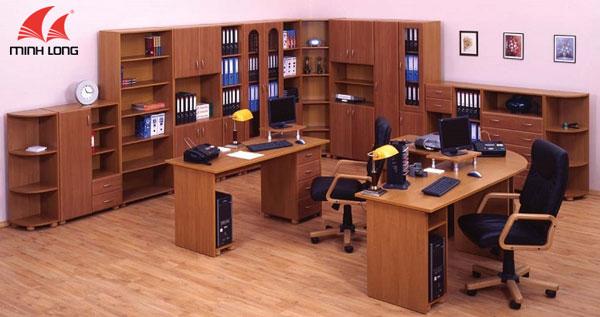Gỗ công nghiệp MFC làm nội thất