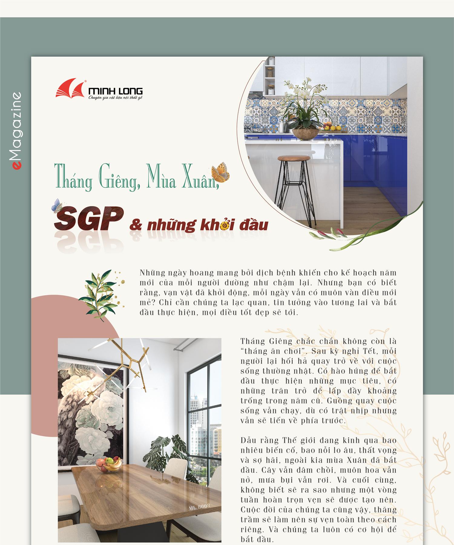 eMagazine 02/2020: Tháng Giêng, Mùa Xuân, SGP và những khởi đầu