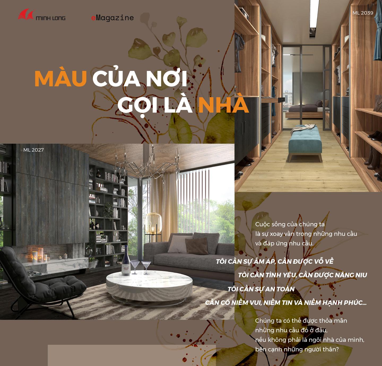 eMagazine 6/2020: Màu của nơi gọi là Nhà