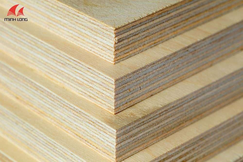 Ván dán Plywood 1 - Gỗ Minh Long