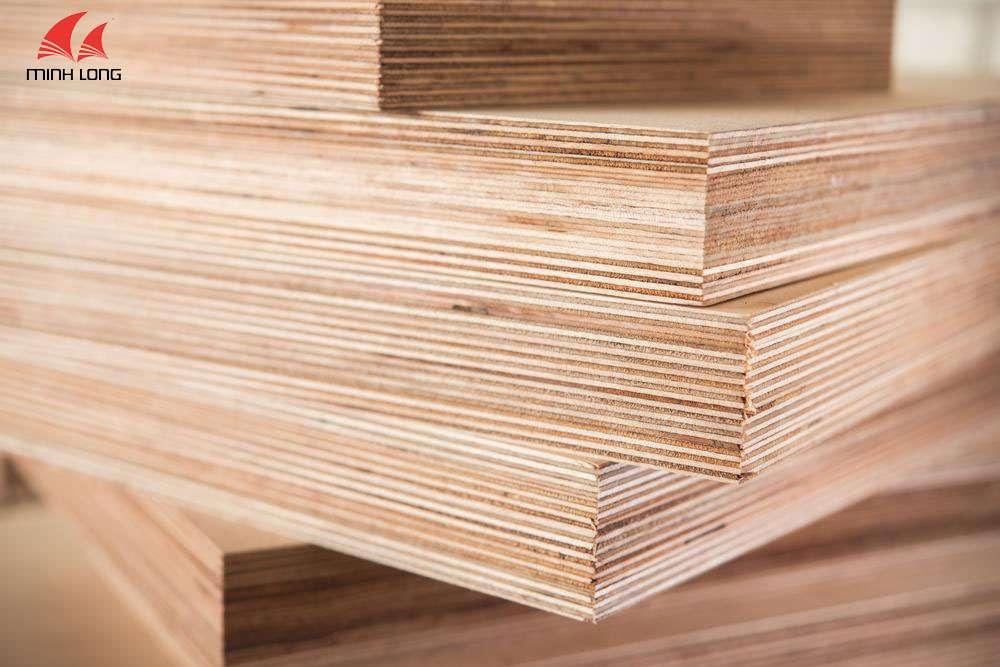 Ván dán Plywood - Gỗ Minh Long