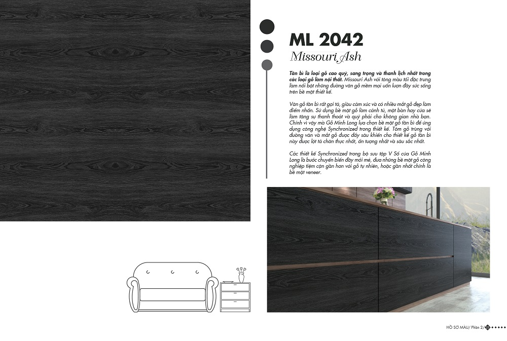 ML 2042 - Home Color Home
