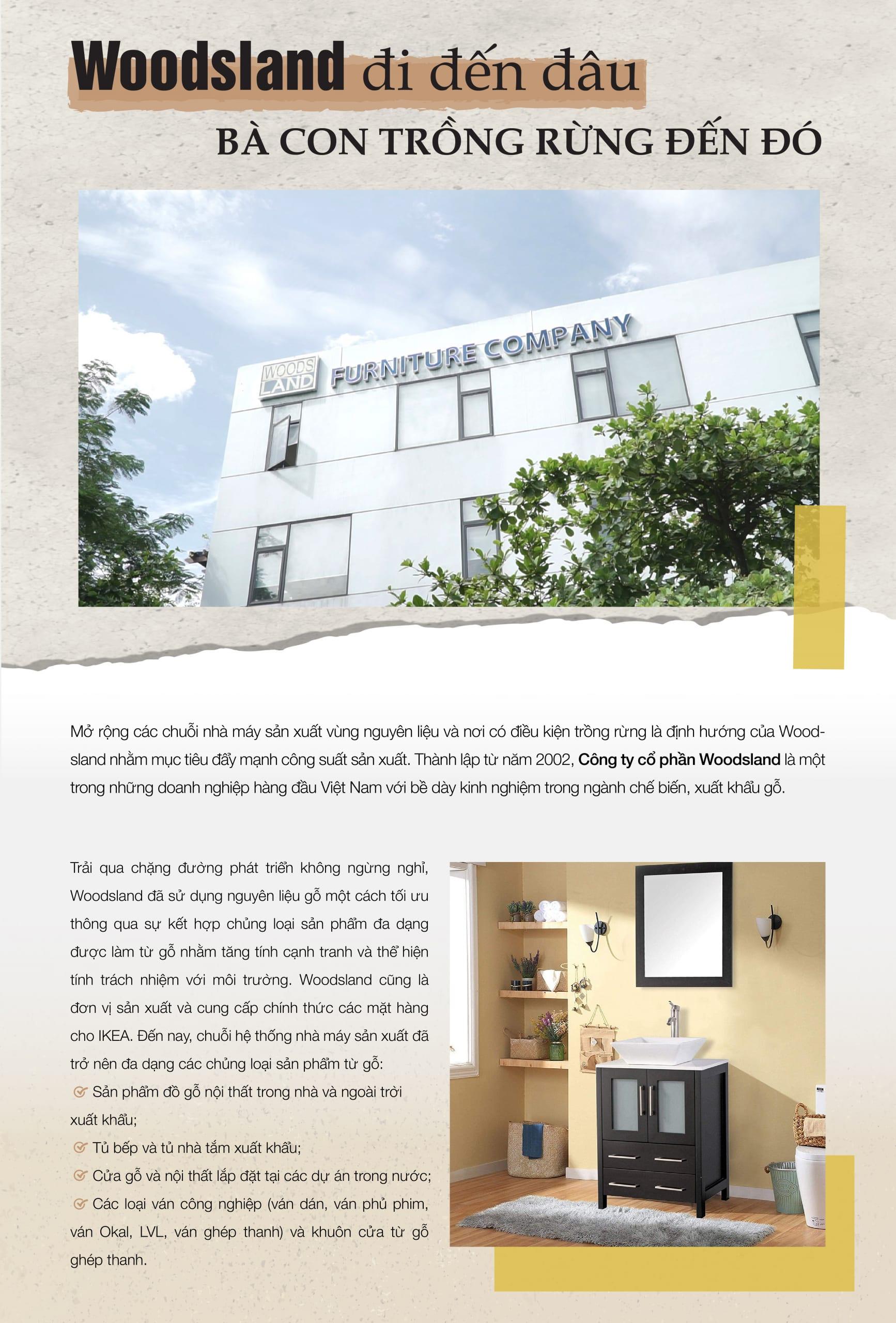 eMagazine tháng 10 - Minh Long - Woodsland - hành trình hướng tới sự bền vững -2