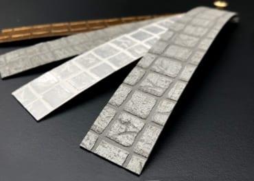 Nep chi nhua Mosaic