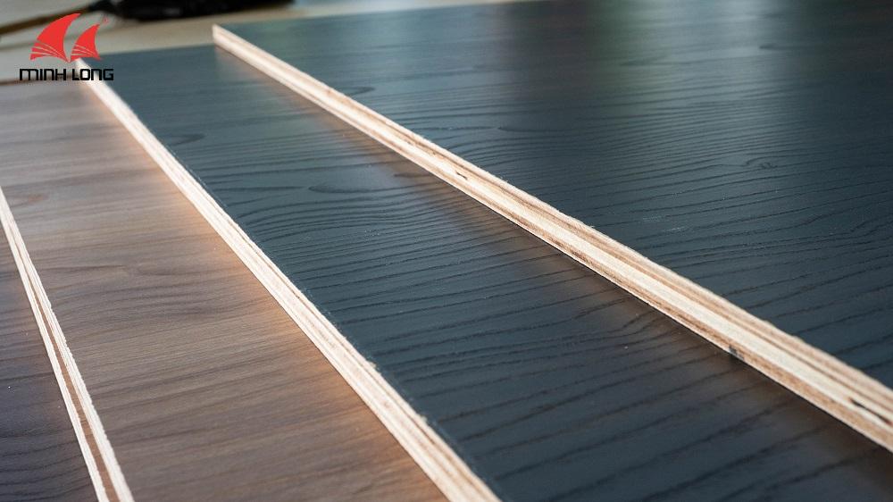 Bề mặt Melamine V Số phủ Plywood
