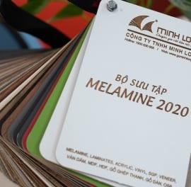 Xâu mẫu Melamine Minh Long 2020
